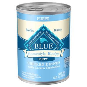 Blue Buffalo Homestyle Recipe Natural Puppy Dog Food