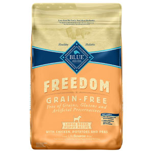 Buffalo Freedom Dry Dog Food
