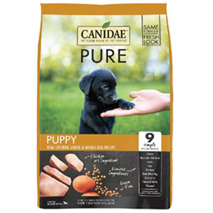 CANIDAE PURE Premium Dry Dog Food