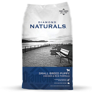 Diamond Naturals Small Breed Dry Dog Food