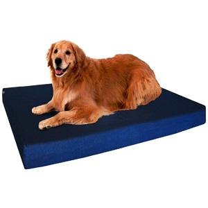 Dogbed4less Premium Memory Foam Orthopedic Dog Bed