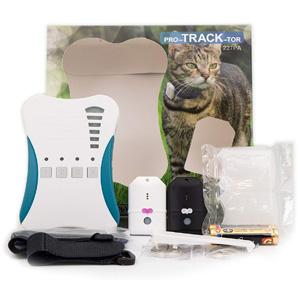 7. Girafus Cat Tracker RF Finder
