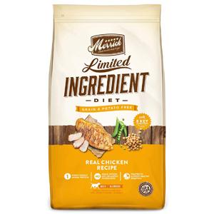 Merrick Grain Free Limited Ingredient Dog Food