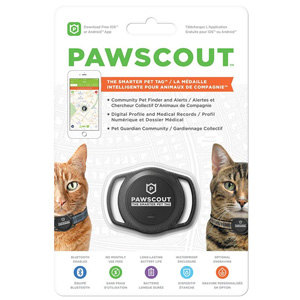 Pawscout Outdoor Tracker for Cats