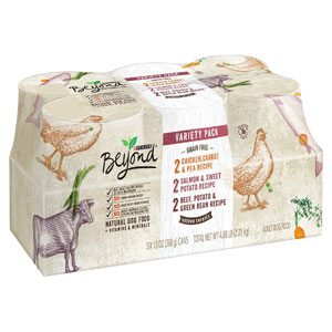Purina Beyond Natural Grain Free Wet Dog Food