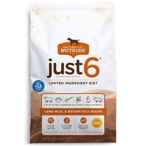 Rachael Ray Nutrish Just 6 Dog Food for Jack Russell