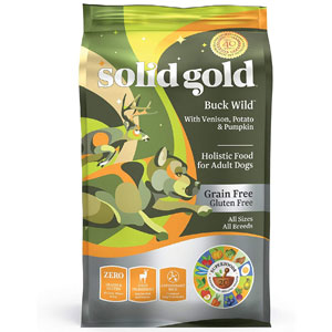 Solid Gold Buck Wild Dry Dog Food