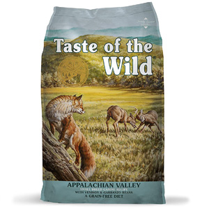 Taste of The Wild Grain Free Dog Food for Jack Russell