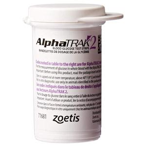 Zoetis AlphaTRAK Blood Glucose Test Strips