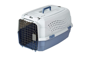 AmazonBasics-Two-Door-Top-Load-Dog-Crate-image