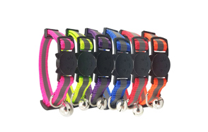 Bemix-Pets-Reflective-Cat-Collar-with-Bell-image