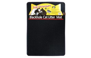 BlackHole-Litter-Mat-Blackhole-Cat-Litter-Mat-image