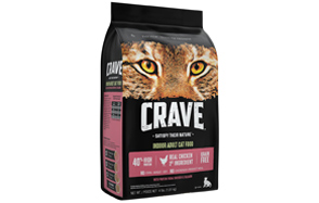 CRAVE-Grain-Free-High-Protein-Dry-Cat-Food-image