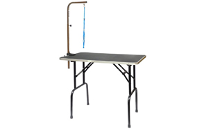 Go-Pet-Club-Dog-Grooming-Table-with-Arm-image