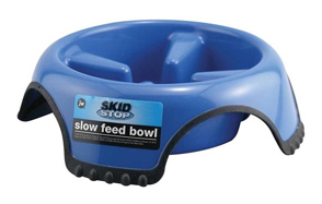 JW-Pet-SkidStop-Slow-Feed-Bowl-image