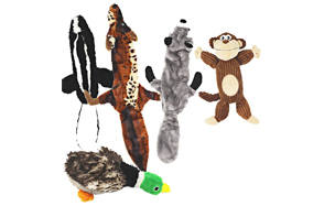 Jalousie-5-Pack-Dog-Squeaky-Toys-image