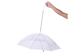 Moore-Transparent-Umbrella-for-Dogs-with-Built-in-Leash-image