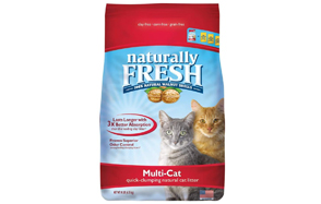 Naturally-Fresh-Multi-Quick-Clumping-Cat-Litter-image