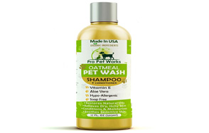 Pro-Pet-Works-All-Natural-Oatmeal-Cat-Shampoo-image