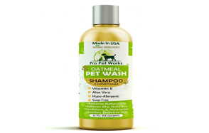 Pro-Pet-Works-All-Natural-Organic-Oatmeal-Dog-Shampoo-image