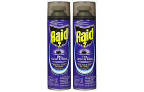 Raid-Flea-Killer-Plus,-Carpet-&-Room-Spray-image