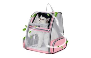 Texsens-Innovative-Traveler-Bubble-Cat-Carrier-image