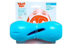 West-Paw-Design-Zogoflex-Qwizl-Interactive-Dog-Toy-image