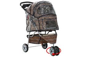 BestPet-All-Terrain-Extra-Wide-Pet-Stroller-image