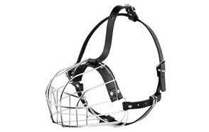 BronzeDog-Wire-Basket-Dog-Muzzle-image