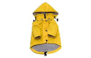 Ellie-Dog-Wear-Yellow-Zip-Up-Dog-Raincoat-image