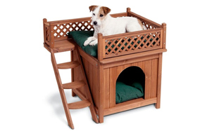 Merry-Pet-Elevated-Dog-Bed-with-Stairs-image