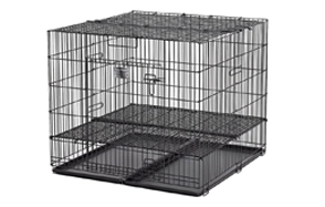 MidWest-Homes-For-Pets-Dog-Playpen-with-Floor-Grid-image