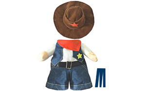Mikayoo-Cowboy-Costume-for-Cats-image