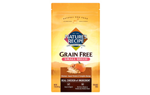 Nature's-Recipe-Grain-Free-Small-Breed-Dry-Dog-Food-image