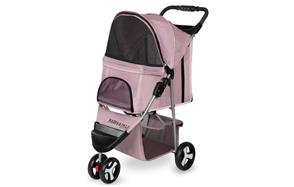 Paws-&-Pals-3-Wheeler-Elite-Jogger-Dog-Stroller-image