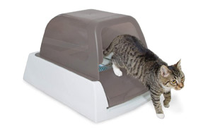 PetSafe-Cleaning-Hooded-Cat-Litter-Box-image