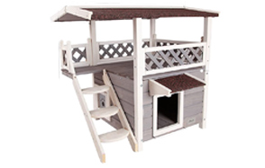 Petsfit-2-Story-Outdoor-Weatherproof-Cat-House-image