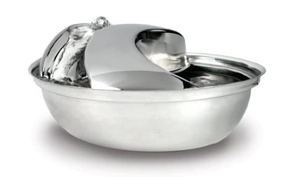 Pioneer-Pet-Stainless-Steel-Dog-Water-Fountain-image