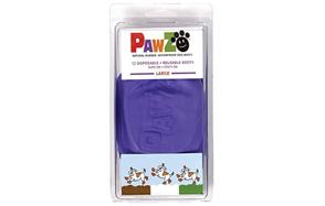 Protex-PawZ-Purple-Waterproof-Dog-Boots-image