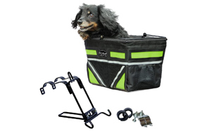 Travelin-K9-Pet-Pilot-Original-Dog-Bike-Basket-image