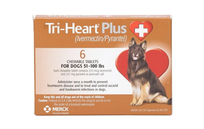 Tri-Heart-Plus-Chewables-for-Dogs-image