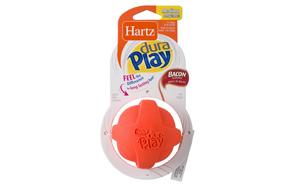 Hartz-Dura-Play-Bacon-Scented-Dog-Ball-image