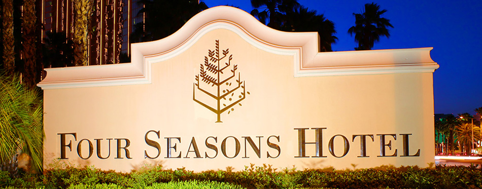 The Four Seasons Hotel and Resort