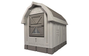 ASL-Solutions-Deluxe-Insulated-Dog-Palace-image