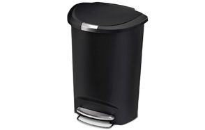 Simplehuman-Semi-Round-Dog-Proof-Trash-Can-image