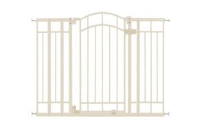 Summer-Dog-Gate-With-Door-image