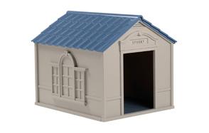 Suncast-Outdoor-Dog-House-image