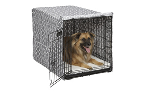 MidWest-Dog-Crate-Cover-image
