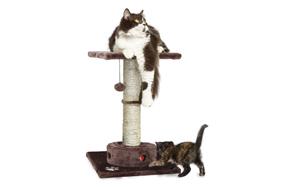 Furhaven-Pet-Tiger-Tough-Tall-Cat-Tree-image