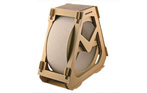 OJBK-Corrugated-Paper-Cat-Exercise-Wheel-image